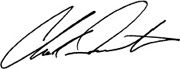 Chad Denton Signature