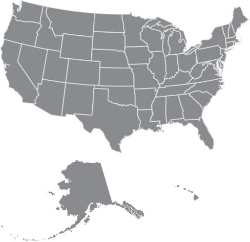 US Map CFO Services