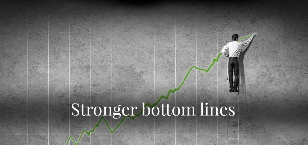 Stronger Bottom Line